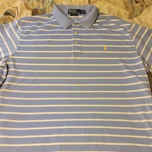 Polo Ralph Lauren striped size Large